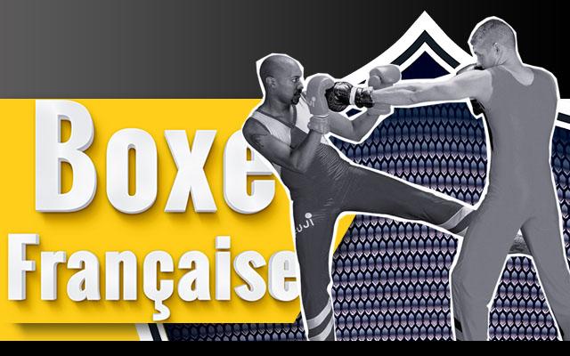 Activité Boxe Française