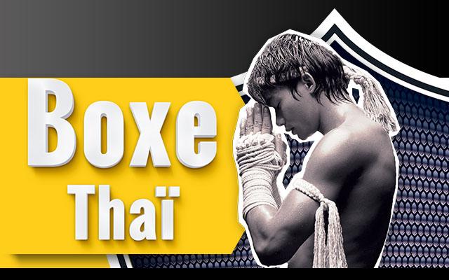 Activité Boxe Thaï