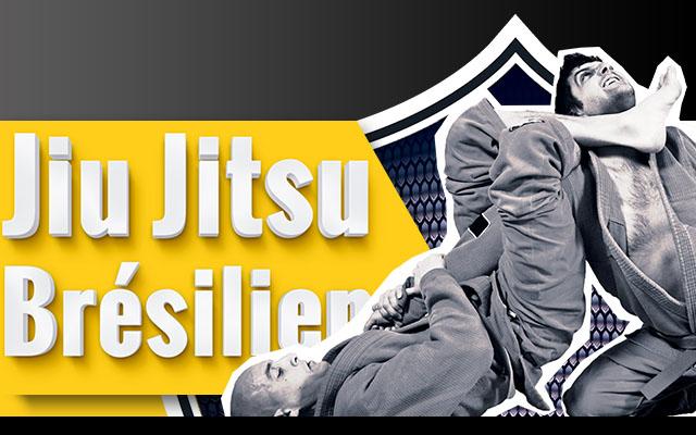 Activité Jiu Jitsu Brésilien