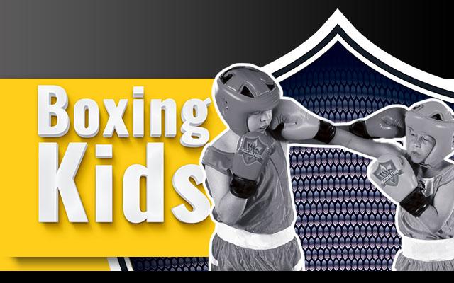 Activité Kid Boxing