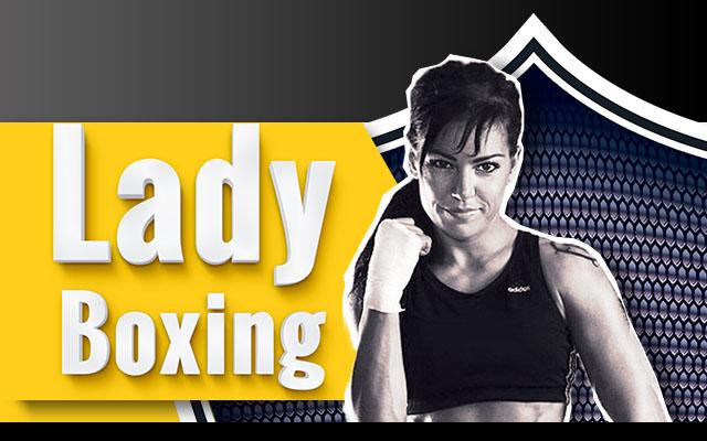Activité Lady Boxing