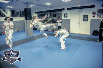 Maccabi - Capoeira - Photo 35