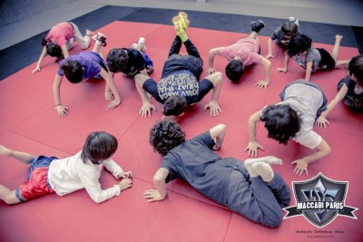 Maccabi - Enfants - Photo 58
