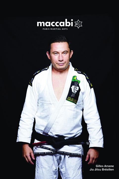 Gilles ARSÈNE